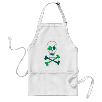 St. Patrick's Day Pirate Aprons