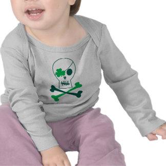 St. Patrick's Day Pirate Shirt