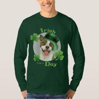 St. Patrick's Day Pit Bull T-Shirt