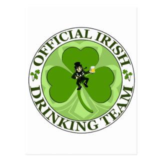 St. Patricks Day Post Card