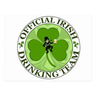 St. Patricks Day Post Cards
