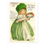 St. Patrick's Day Postcards