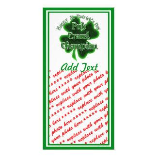 St Patrick's Day Pub Crawl Champion Picture Card