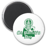 St. Patrick's Day Refrigerator Magnets