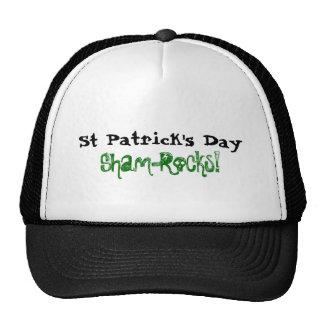 St Patrick's Day, Sham-Rocks!-Trucker Hat