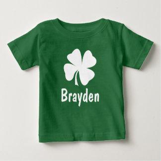 St. Patrick's Day | Shamrock Name Tshirt
