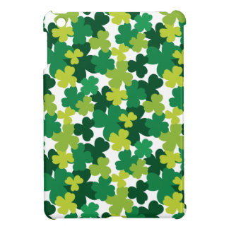 St. Patrick's Day Shamrock Pattern Case For The iPad Mini