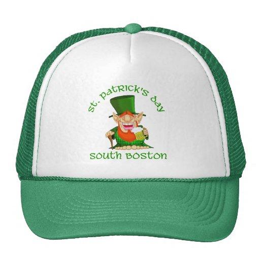 St Patricks Day ~South Boston Hats