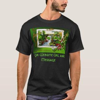 St. Patrick's Day Souvenir Card T-Shirt