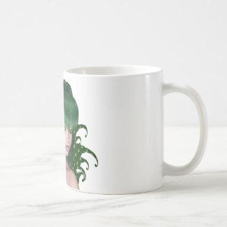 St. Patrick's Day Sprite 1 - Green Fairy Mugs