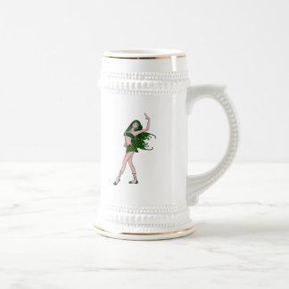St. Patrick's Day Sprite 4 - Green Fairy Mug