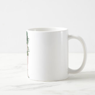 St. Patrick's Day Sprite 5 - Green Fairy Coffee Mug