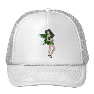 St. Patrick's Day Sprite 8 - Green Fairy Hat