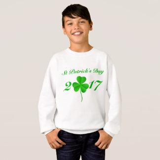 St Patrick's Day sweatshirt