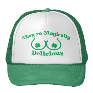 St. Patrick's Day | They're Magically Delicious Cap