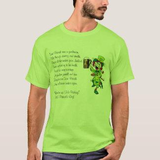 St. Patricks Day Toast T-Shirt