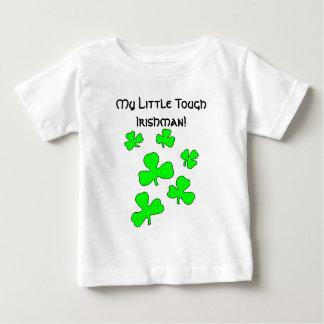 St. Patrick's Day Tough Irishman Baby Shirt