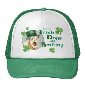 St. Patrick's Day Wheaten Terrier Cap