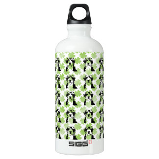 St Patricks Greater Swiss Mountain Dog Silhouette SIGG Traveller 0.6L Water Bottle