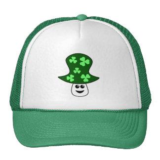 St. Patrick's Mushroom Hat