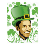 St Patrick's O'Bama 2009 Post Cards