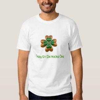 St Patricks T Shirt Light