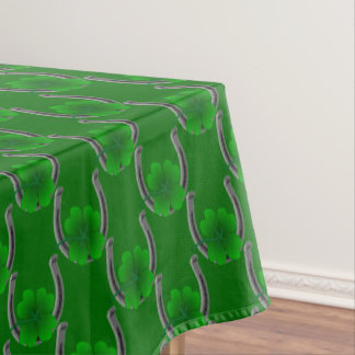 St. Patrick's Tablecloth Lucky Charm Tablecloth