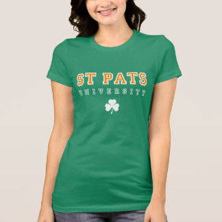 St Pats University Tee Shirts