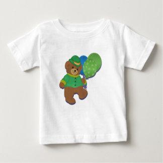 St Patty's Balloon Bear T-shirts