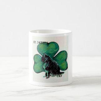 St. Patty's Cat mug