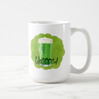 St. Patty's Cheers Mug