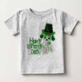 st pattys day bear t-shirts