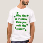 St. Patty's Day Fighting Scots T-Shirt