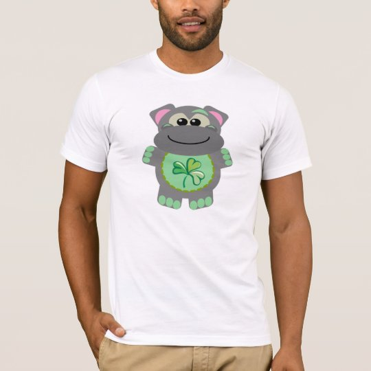 St. Pattys Day Goofkins hippo T-Shirt