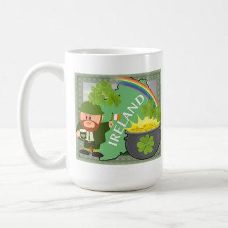 St. Patty's Day Ireland Mug