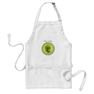 St Patty's day - Lucky Charm Adult Apron