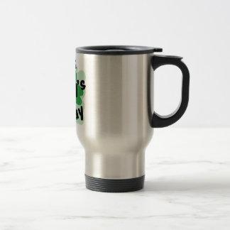 st pattys day coffee mugs