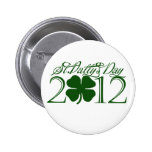 St Pattys day Pin