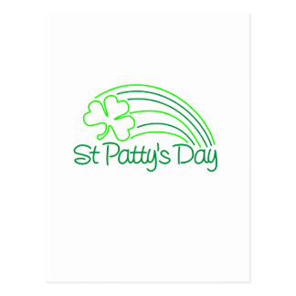 St Patty's Day Post Cards