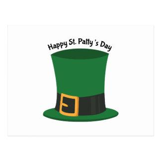 St Pattys Day Postcard