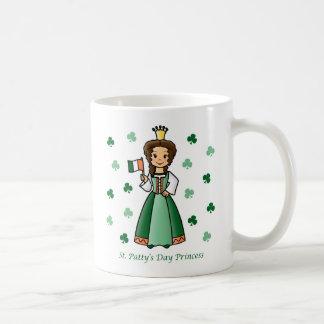 St. Patty's Day Princess Mugs