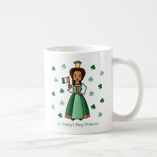 St. Patty's Day Princess Mug