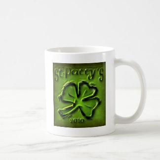 St Patty's Day Shamrock Products Coffee Mug
