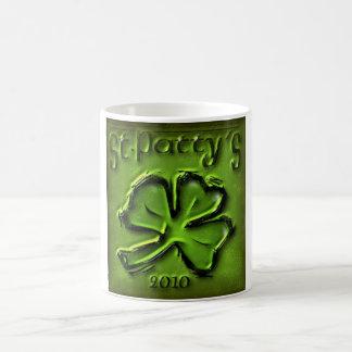 St Patty's Day Shamrock Products Mug
