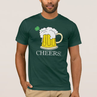 St. Patty's Day Shirt - Cheers