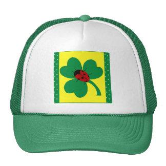 St. Patty's Ladybugs Cap