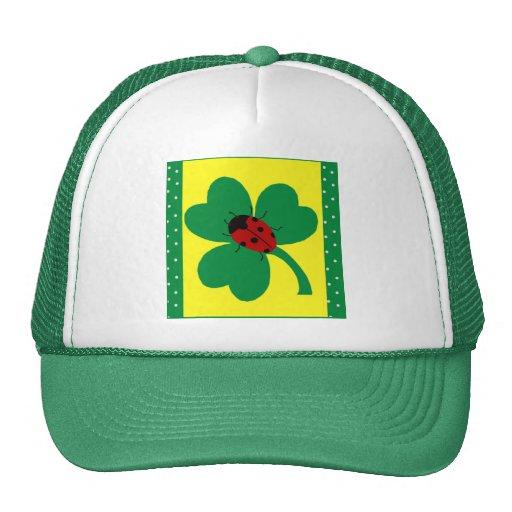 St. Patty's Ladybugs Trucker Hats