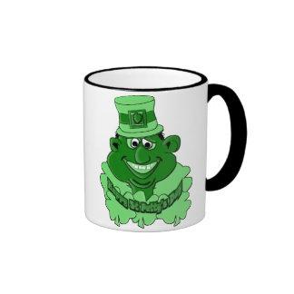 St Patty's Ringer Mug