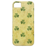 St Patty's Shamrock Barely There iPhone 5 Case