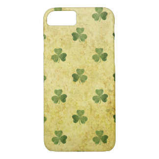 St Patty's Shamrock iPhone 7 Case